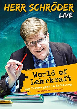 "Live-DVD ""World of Lehrkraft"""